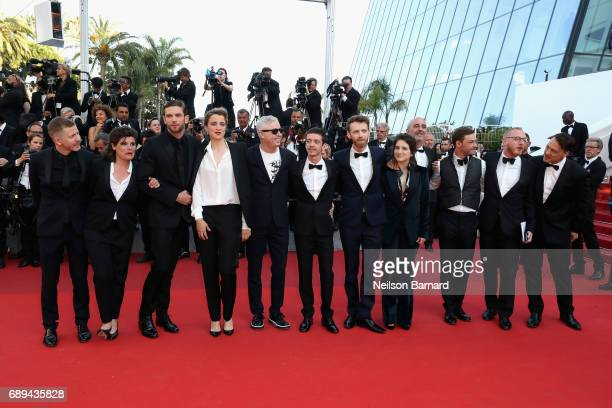 Producer MarieAnge Luciani actors Arnaud Valois Adele Haenel director Robin Campillo actors Nahuel Perez Biscayart Antoine Reinartz Aloise Sauvage...