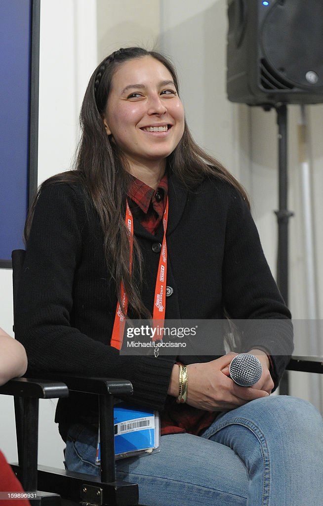 Producer Mariko Munro attends the Acura Master Class - Emerging Women in Independent Film on January 22, 2013 in Park City, Utah.
