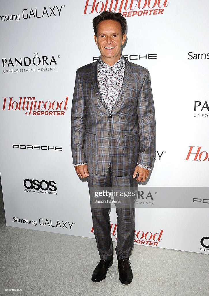 Producer <a gi-track='captionPersonalityLinkClicked' href=/galleries/search?phrase=Mark+Burnett&family=editorial&specificpeople=204697 ng-click='$event.stopPropagation()'>Mark Burnett</a> attends the Hollywood Reporter's celebration of the Emmys at Soho House on September 19, 2013 in West Hollywood, California.