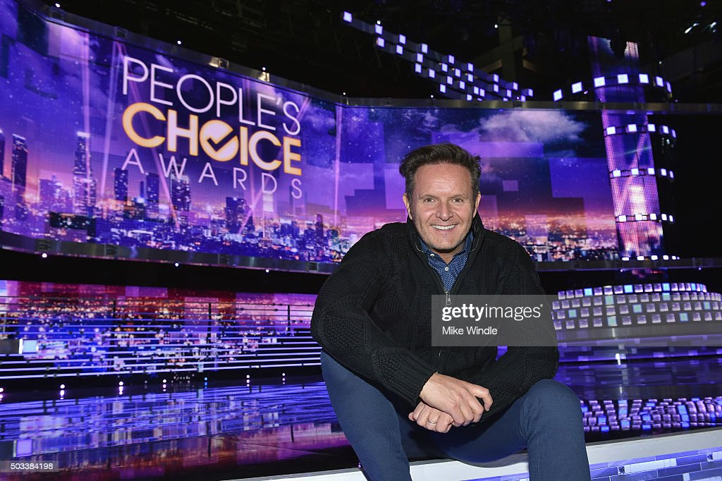 People's Choice Awards 2016 Press Day