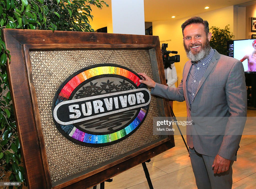 Producer <a gi-track='captionPersonalityLinkClicked' href=/galleries/search?phrase=Mark+Burnett&family=editorial&specificpeople=204697 ng-click='$event.stopPropagation()'>Mark Burnett</a> attends the 'Survivor: 15 Years, 30 Seasons' celebration held at The Paley Center for Media on February 17, 2015 in Beverly Hills, California.