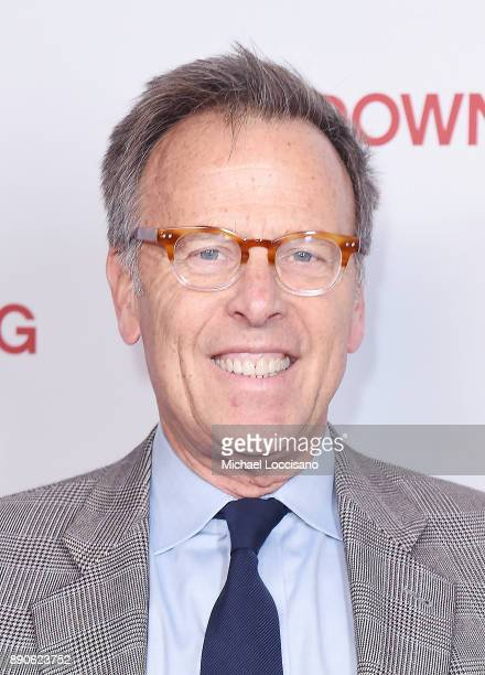 Producer Mark Johnson attends the New York screening of 'Downsizing' at AMC Lincoln Square Theater on December 11 2017 in New York City