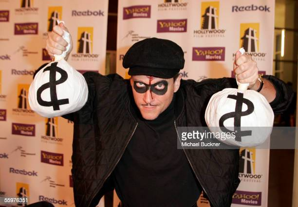 Producer Mark Wood arrives at the Hollywood Film Festival presentation of 'Bullets Over Hollywood' at the Arclight Theatre October 20 2005 in Los...