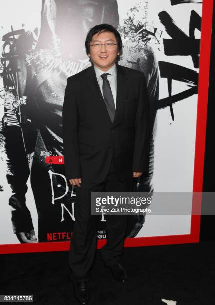 Producer Masi Oka attends'Death Note' New York premiere at AMC Loews Lincoln Square 13 theater on August 17 2017 in New York City