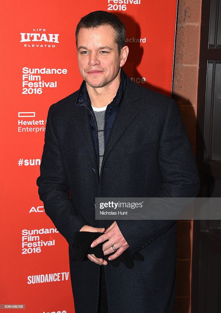 """Manchester By The Sea"" Premiere - Arrivals - 2016 Sundance Film Festival"