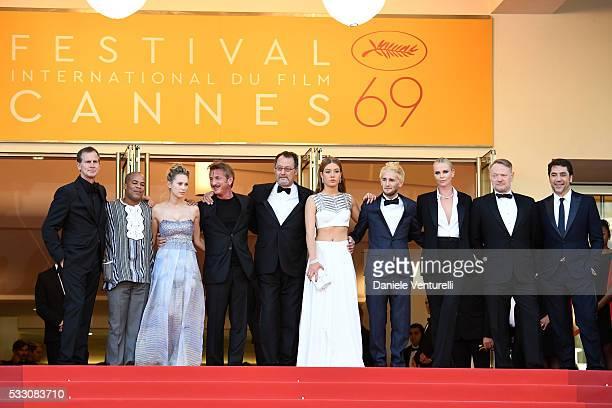 Producer Matt Palmieri actor Zubin Cooper actress Dylan Penn director Sean Penn actor Jean Reno actress Adele Exarchopoulos actor Hopper Penn actress...