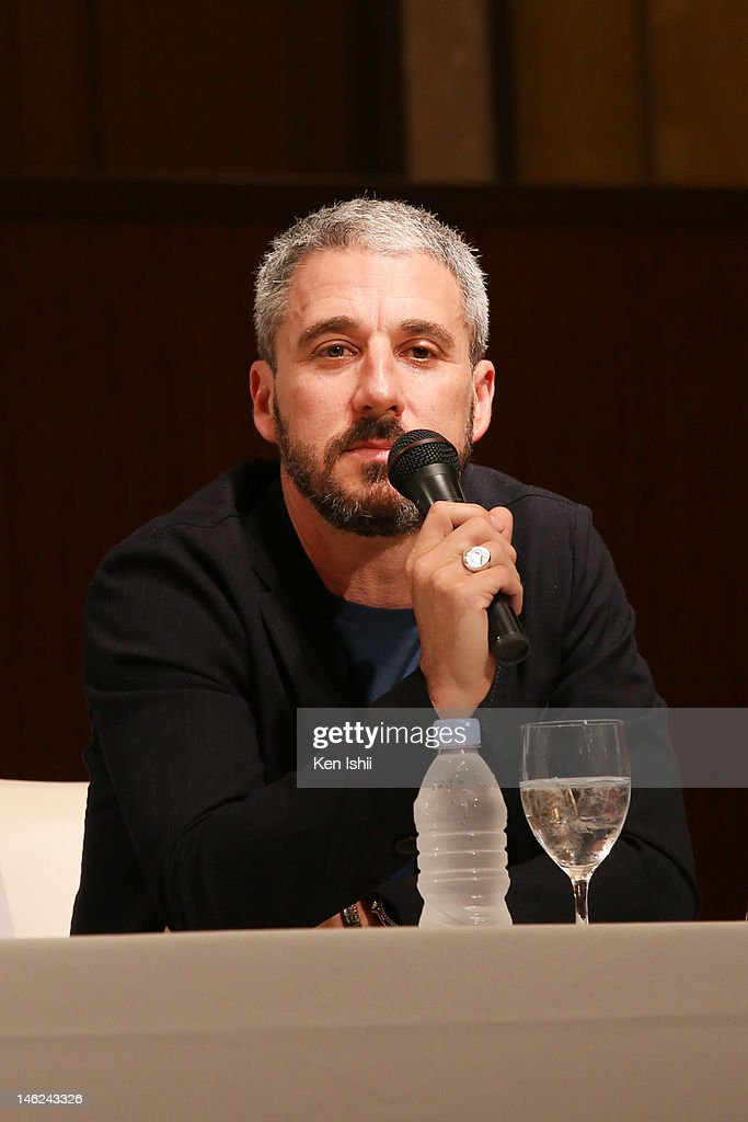 Producer Matt Tolmac attends 'The Amazing Spider-Man' press conference at Roppongi on June 13, 2012 in Tokyo, Japan. The film will open on June 30, 2012 in Japan.