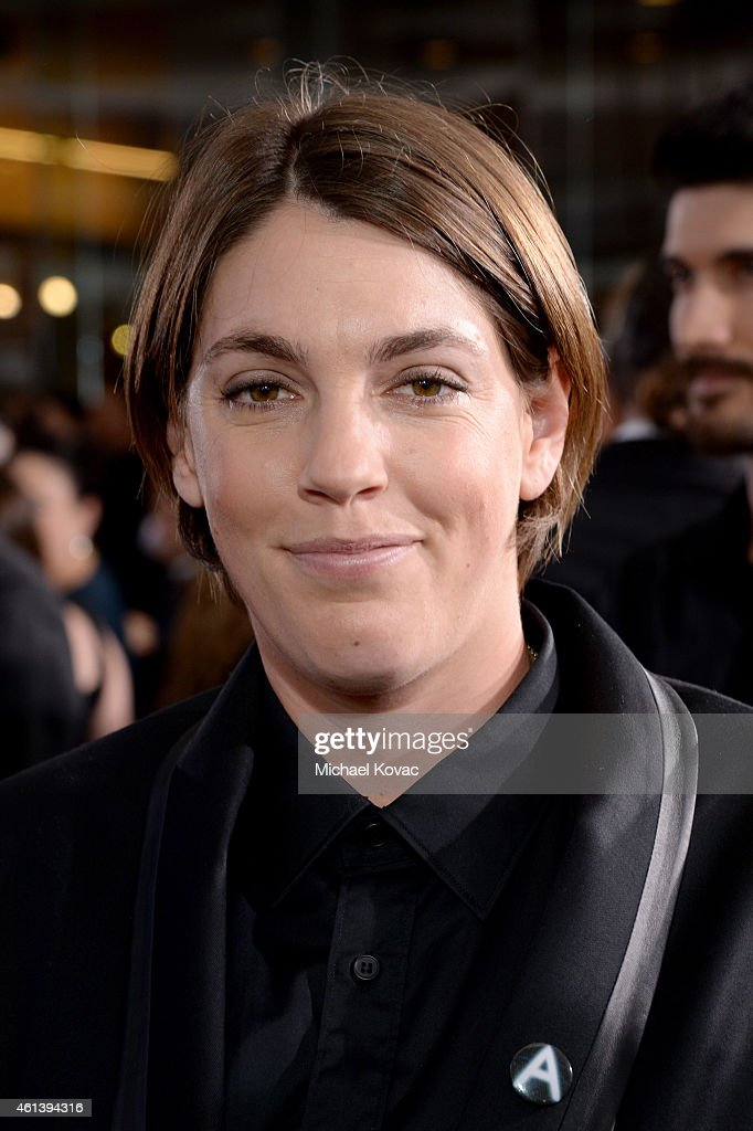 Producer Megan Ellison attends the 72nd Annual Golden Globe Awards at The Beverly Hilton Hotel on January 11, 2015 in Beverly Hills, California.