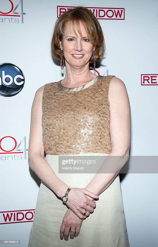 Producer Melissa Rosenberg attends ABC's 'Red Widow' Red Carpet Event at Romanov Restaurant Lounge on February 26, 2013 in Studio City, California.