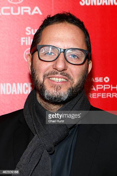 Producer Michael Kaczmarek attends the 'Ivy' premiere during the 2015 Sundance Film Festival on January 26 2015 in Park City Utah