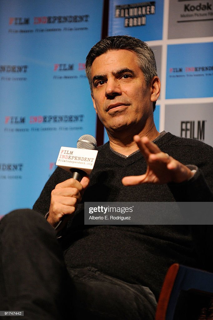 Producer Michael London attends day 1 of Film Independent's Filmmaker Forum at the Directors Guild Theatre on October 10, 2009 in West Hollywood, California.