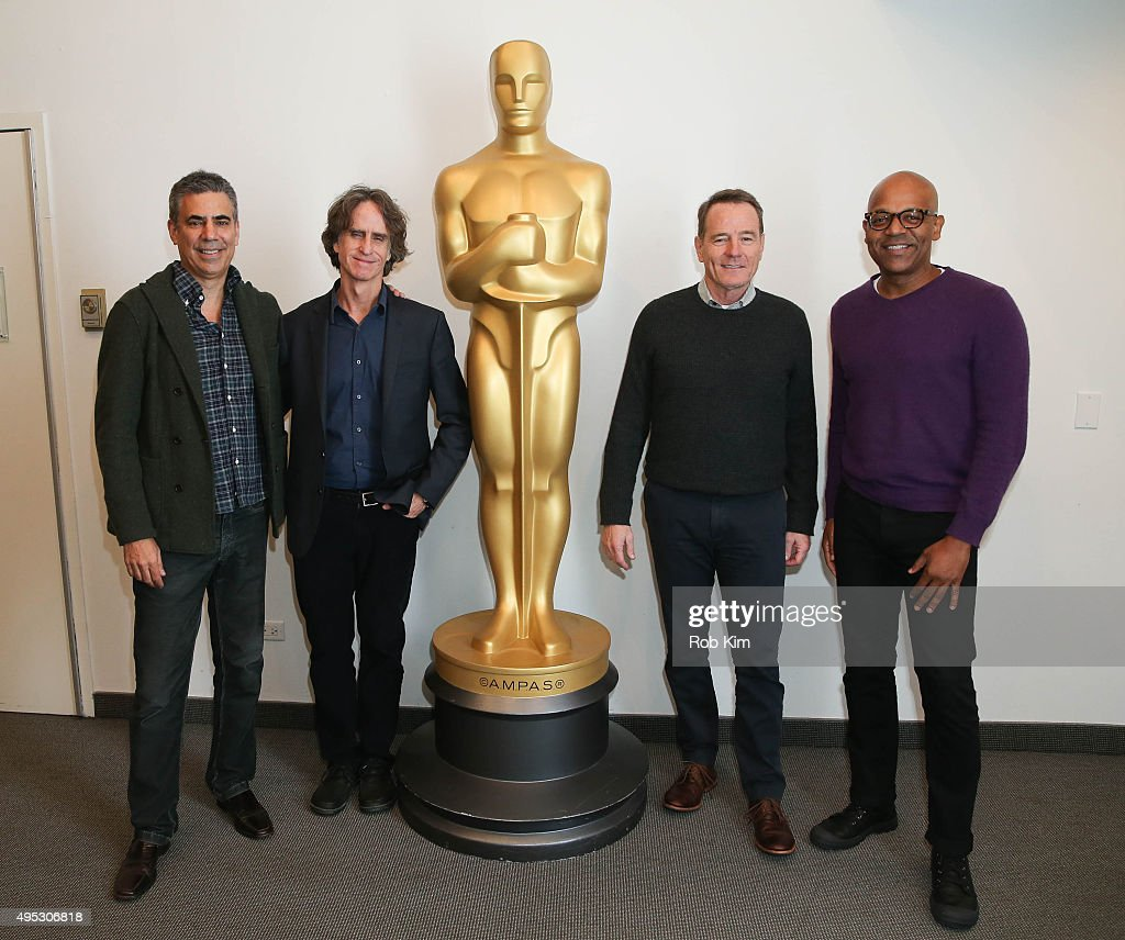 The Academy Of Motion Picture Arts And Sciences Hosts An Official Academy Screening Of TRUMBO
