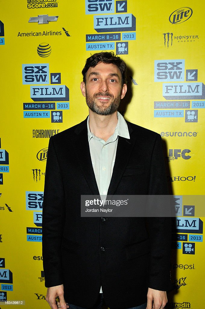 Producer Mike Feuer arrives at the screening of 'Kilimanjaro' during the 2013 SXSW Music, Film + Interactive Festival at Stateside Theater on March 9, 2013 in Austin, Texas.