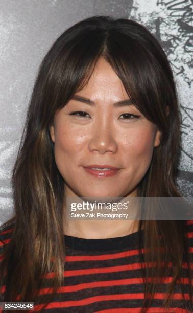 Producer Miri Yoon attends 'Death Note' New York premiere at AMC Loews Lincoln Square 13 theater on August 17 2017 in New York City