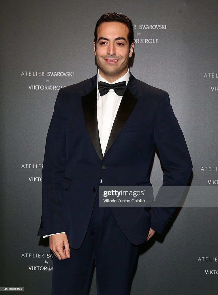 Producer Mohammed Al Turki attends a party hosted by Swarovski and Viktor & Rolf during the 67th Annual Cannes Film Festival on May 16, 2014 in Cannes, France.