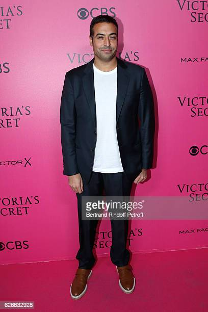 Producer Mohammed Al Turki attends the 2016 Victoria's Secret Fashion Show Held at Grand Palais on November 30 2016 in Paris France