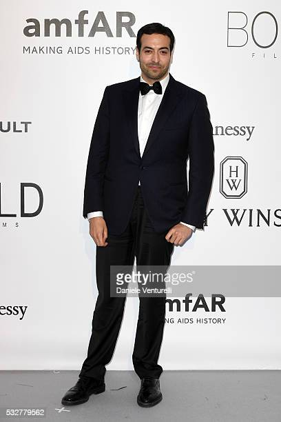 Producer Mohammed Al Turki attends the amfAR's 23rd Cinema Against AIDS Gala at Hotel du CapEdenRoc on May 19 2016 in Cap d'Antibes France