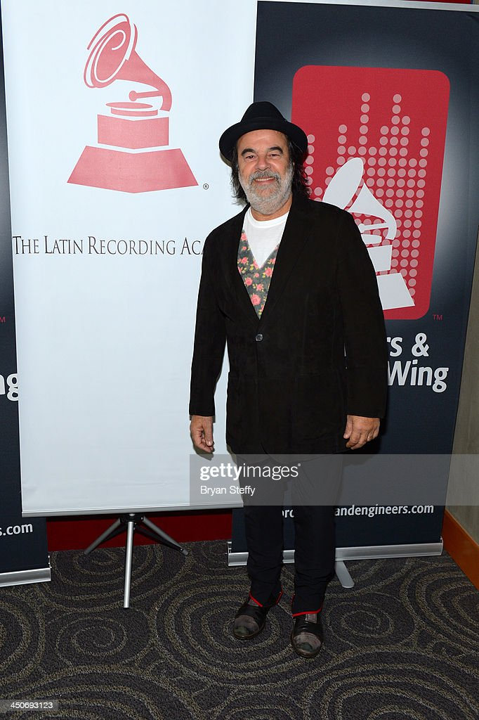 Producer Moogie Canazio attends the P&E Wing Latin GRAMMY Celebration during the 14th annual Latin GRAMMY Awards on November 19, 2013 at the Palms Casino Resort in Las Vegas, Nevada.