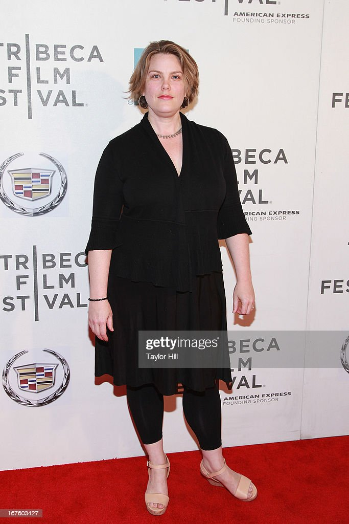 Producer Naomi Despres attends the screening of 'The English Teacher' during the 2013 Tribeca Film Festival at BMCC Tribeca PAC on April 26, 2013 in New York City.