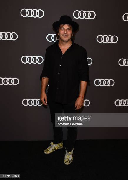 Producer Nathan Ross arrives at the Audi Celebrates The 69th Emmys party at The Highlight Room at the Dream Hollywood on September 14 2017 in...