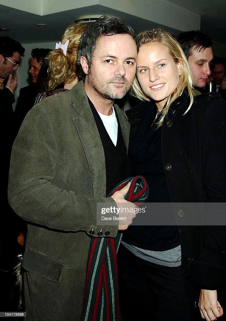 Producer Nelly Hooper And Friend, Matthew Melon S New Shop Harrys, Selling Mens Shoes Launch Party, At The Fifth Floor In Harvey Nichols With A Little Help From Quintesential