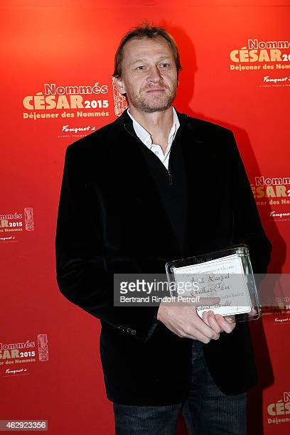 Producer Nicolas Altmayer Nominate for 'Saint Laurent' attends the Nominee Lunch Cesar 2015 at Le Fouquet's on February 7 2015 in Paris France