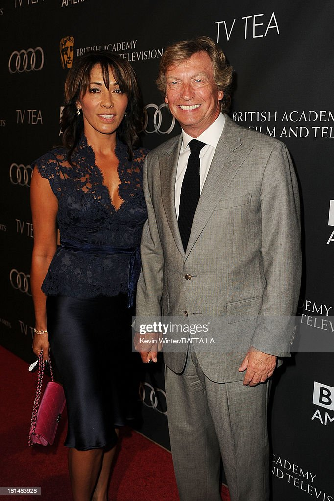 Producer <a gi-track='captionPersonalityLinkClicked' href=/galleries/search?phrase=Nigel+Lythgoe&family=editorial&specificpeople=736462 ng-click='$event.stopPropagation()'>Nigel Lythgoe</a> attends the BAFTA LA TV Tea 2013 presented by BBC America and Audi held at the SLS Hotel on September 21, 2013 in Beverly Hills, California.
