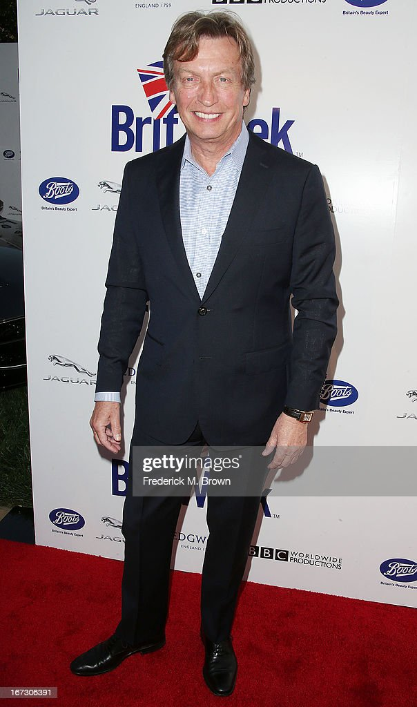 Producer Nigel Lythgoe attends the launch of the Seventh Annual Britweek Festival 'A Salute to Old Hollywood' on April 23, 2013 in Los Angeles, California.