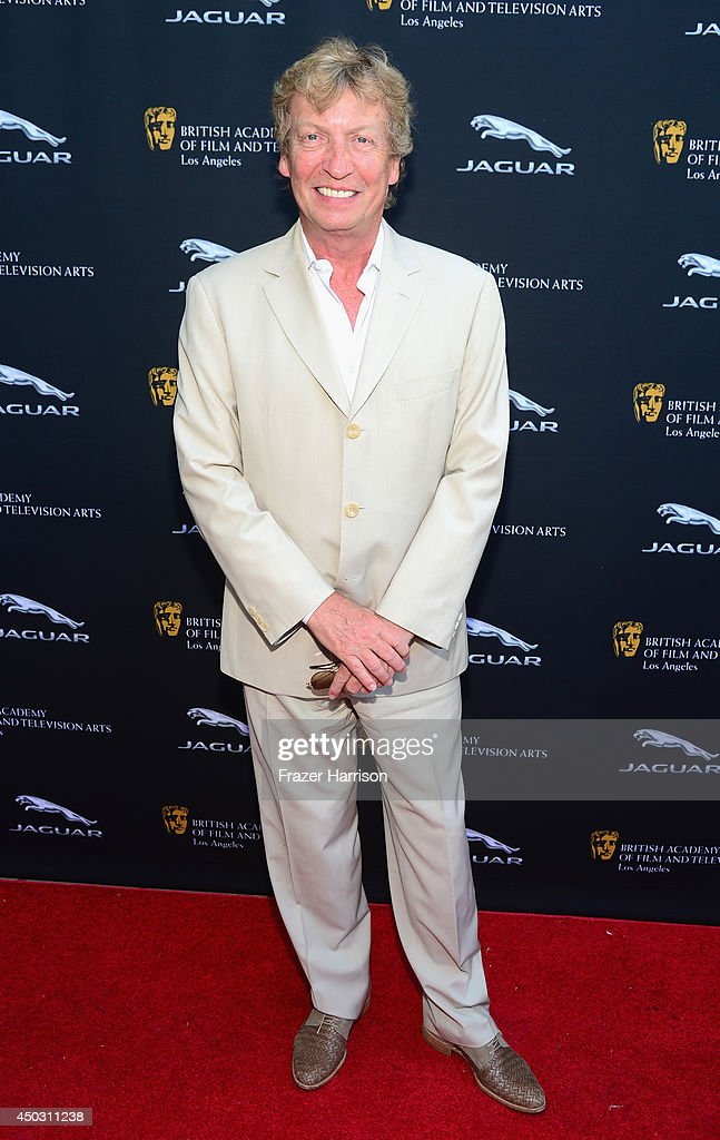 Producer Nigel Lythgow attends BFTA LA Garden Party at British Consul Generals Residence on June 8, 2014 in Los Angeles, California.