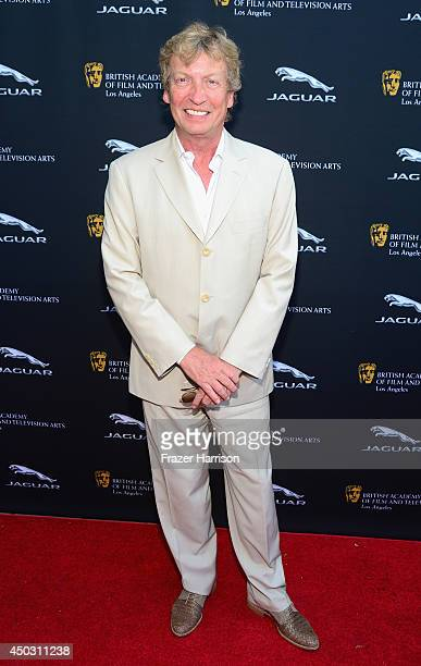 Producer Nigel Lythgow attends BFTA LA Garden Party at British Consul Generals Residence on June 8 2014 in Los Angeles California