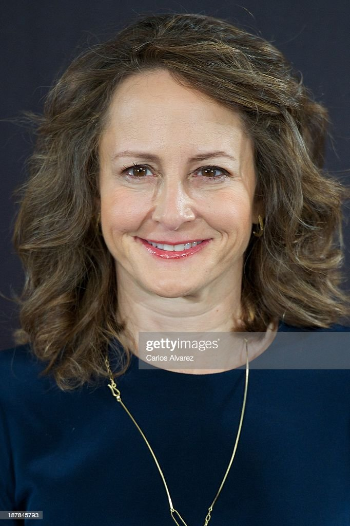 Producer <a gi-track='captionPersonalityLinkClicked' href=/galleries/search?phrase=Nina+Jacobson&family=editorial&specificpeople=209412 ng-click='$event.stopPropagation()'>Nina Jacobson</a> attends the Spanish photocall of the film 'The Hunger Games - Catching Fire' (Los Juegos Del Hambre: En Llamas) at the Villamagna Hotel on November 13, 2013 in Madrid, Spain.