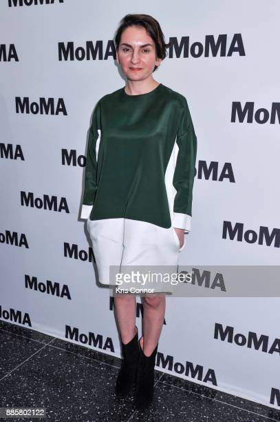 Producer Nurhan SekerciPorst attends the MoMA's Contenders Screening of 'In The Fade' at MOMA on December 4 2017 in New York City