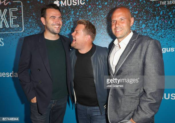 Producer of Carpool Karaoke series Ben Winston executive producer of Carpool Karaoke series James Corden and CBS executive producer/creative...