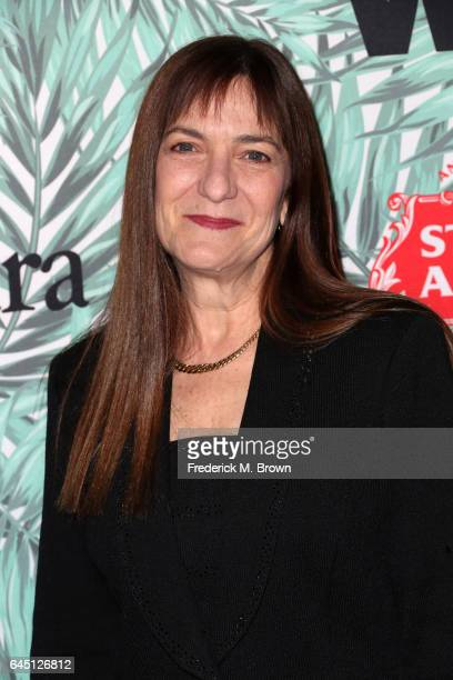 Producer Osnat Shurer attends the 10th annual Women in Film PreOscar Cocktail Party at Nightingale Plaza on February 24 2017 in Los Angeles California