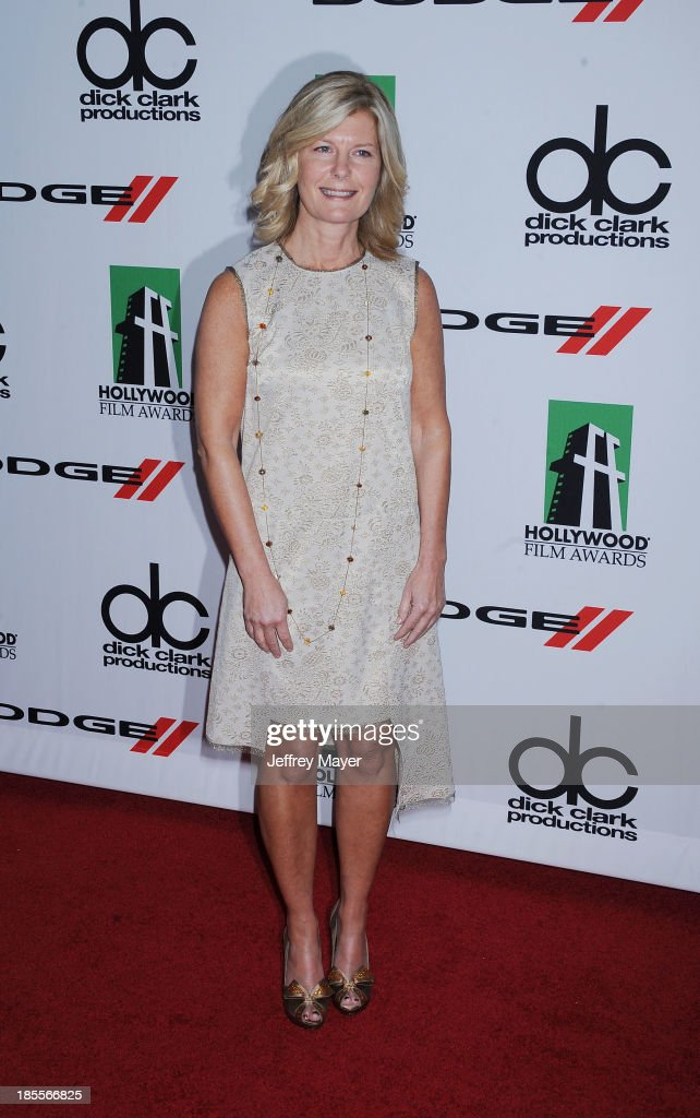 Producer Pam Williams arrives at the 17th Annual Hollywood Film Awards at The Beverly Hilton Hotel on October 21, 2013 in Beverly Hills, California.