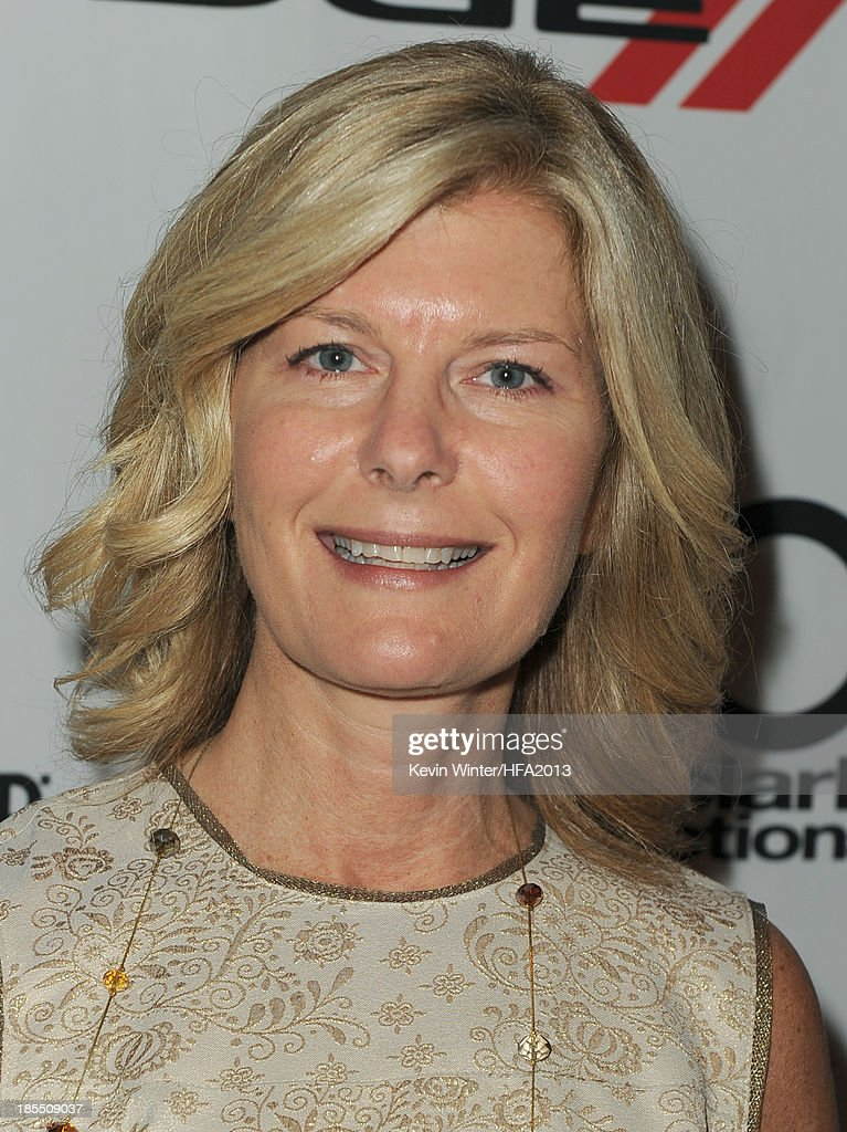 Producer Pamela Oas Williams arrives at the 17th annual Hollywood Film Awards at The Beverly Hilton Hotel on October 21, 2013 in Beverly Hills, California.