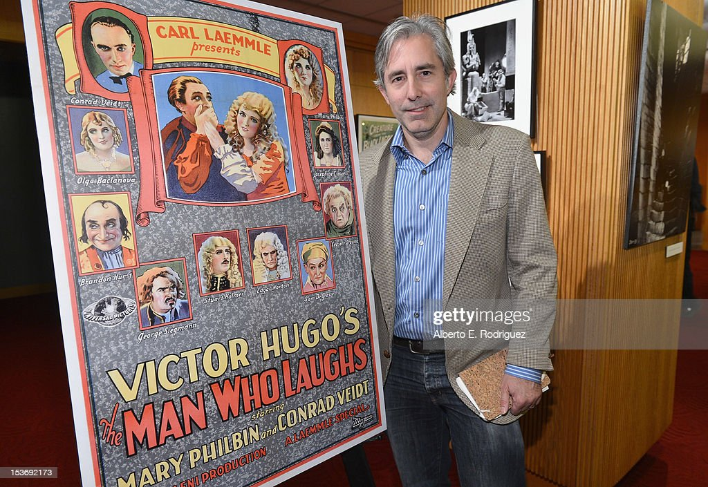 Producer Paul Weitz attends The Academy of Motion Pictures Arts and Sciences' Presents Universal's Legacy of Horror Screening of 'The Man Who Laughs' at AMPAS Samuel Goldwyn Theater on October 8, 2012 in Beverly Hills, California.