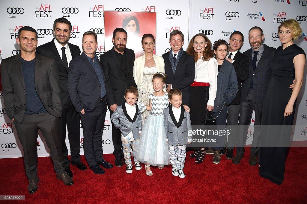 "AFI FEST 2016 - Premiere Of ""Jackie"" - Red Carpet"