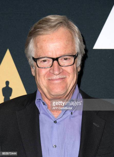 Producer Peter Burell attends the 35mm screening of 'Zoot Suit' the opening film of the Academy's screenings series 'From Latin America To Hollywood'...