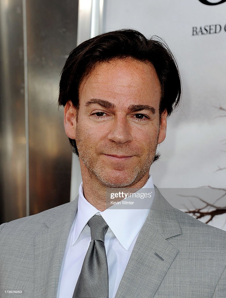 Producer Peter Safran arrives at the premiere of Warner Bros. 'The Conjuring' at the Cinerama Dome on July 15, 2013 in Los Angeles, California.