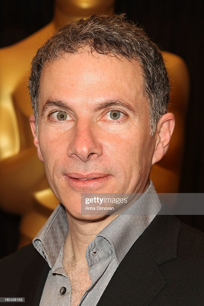 Producer Pierre Even of the film 'War Witch' attends the 85th annual Academy Awards Foreign Language Film Award photoop held at the Dolby Theatre on...