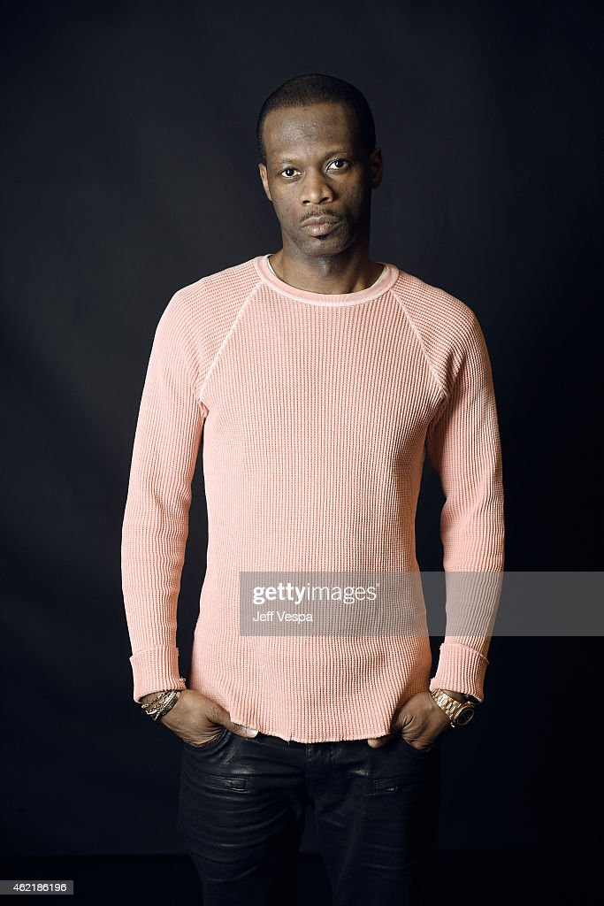 Producer Pras Michel of 'Sweet Micky for President' poses for a portrait at the Village at the Lift Presented by McDonald's McCafe during the 2015 Sundance Film Festival on January 25, 2015 in Park City, Utah.
