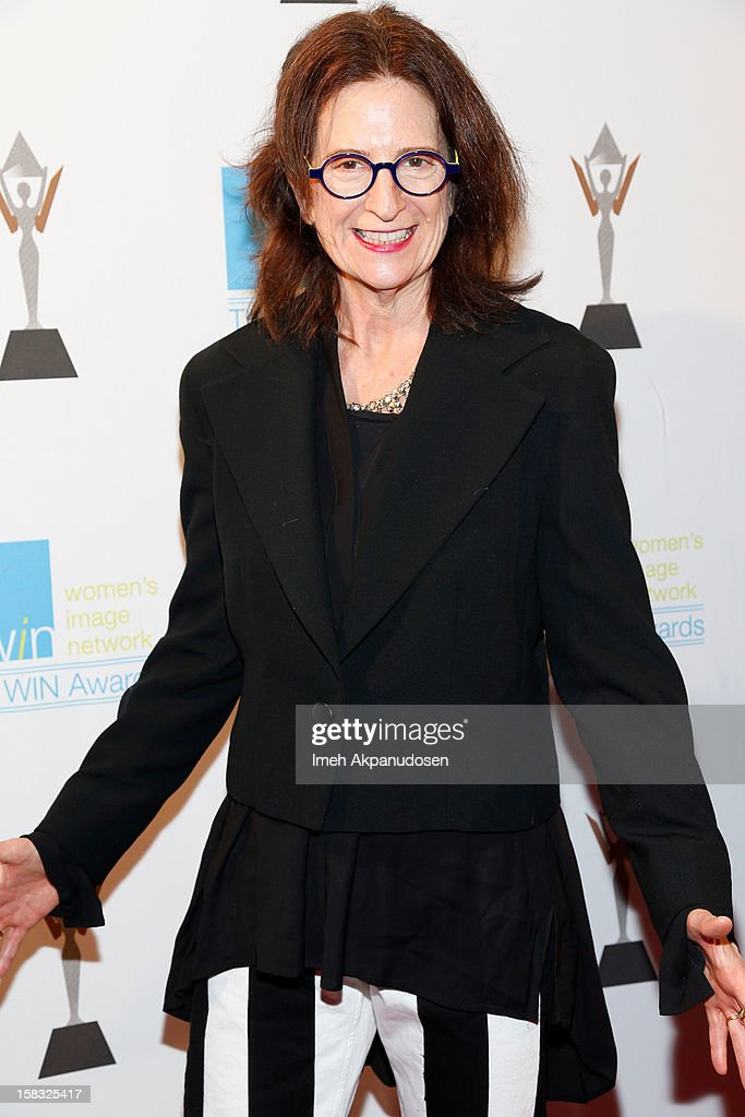 Producer Prudence Fenton attends the 14th Annual Women's Image Network Awards at Paramount Theater on the Paramount Studios lot on December 12, 2012 in Hollywood, California.