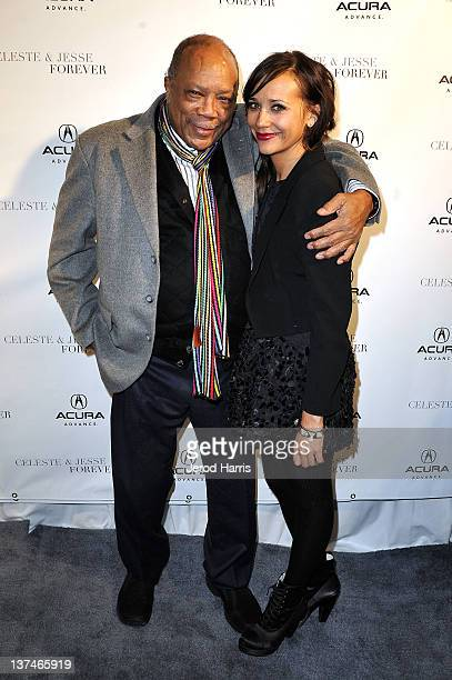 Quincy Jones Stock Photos and Pictures | Getty Images