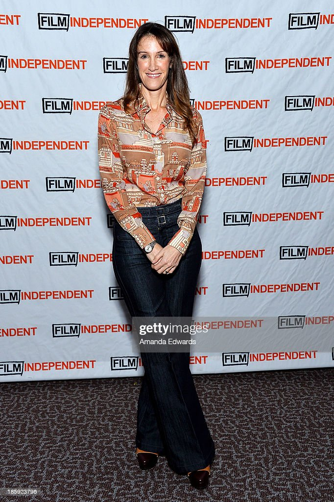 Producer Rachel Winter attends the Film Independent Forum Screening and Q&A of 'Dallas Buyers Club' at the DGA Theater on October 25, 2013 in Los Angeles, California.