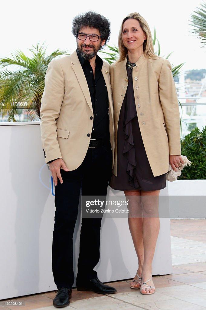 """""""Caricaturistes - Fantassins De La Democratie"""" Photocall - The 67th Annual Cannes Film Festival"""