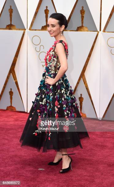 Producer Raphaela Neihausen attends the 89th Annual Academy Awards at Hollywood Highland Center on February 26 2017 in Hollywood California