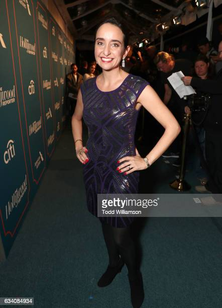 Producer Raphaela Neihausen attends The Hollywood Reporter 5th Annual Nominees Night at Spago on February 6 2017 in Beverly Hills California