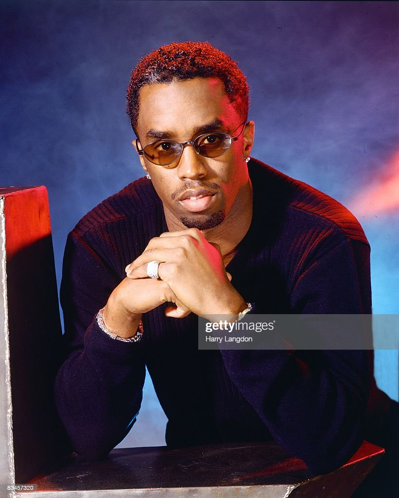 Producer, rapper, actor, fashion designer and business man Diddy (Sean Combes) poses for a portrait Session on January 26, 2006 in Los Angeles, California.