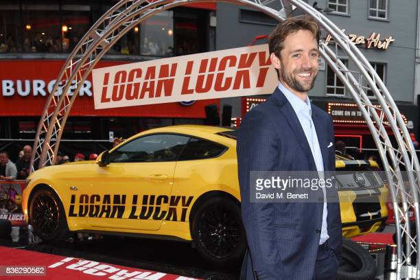 Producer Reid Carolin attends the 'Logan Lucky' UK Premiere at Vue West End on August 21 2017 in London England